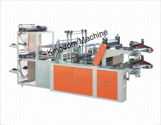 Machine de Fabrication Sachet Poubelle PEBD Super Renforcés en Rouleau