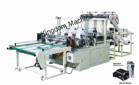 Machine de Sac à Bretelles en Plastique