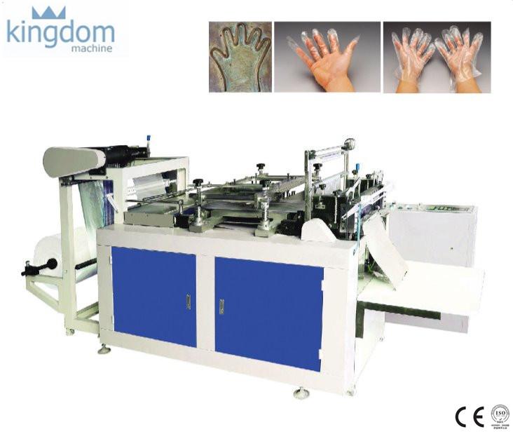 Mesin Pembuat Sarung Tangan plastik